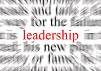 Leadership red